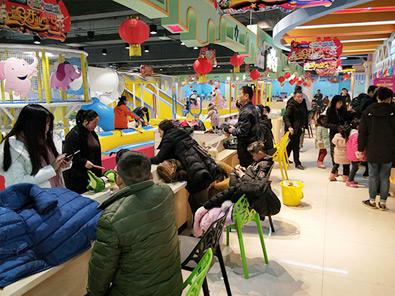 「運營案例」湖南吉首-家樂富歡樂城