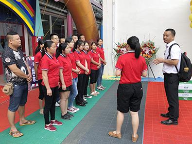 「運營案例」湖南城步-愛兒樂兒童樂園