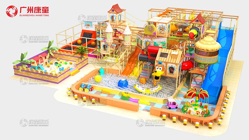 開兒童樂園店利潤分析,室內兒童樂園贏利嗎