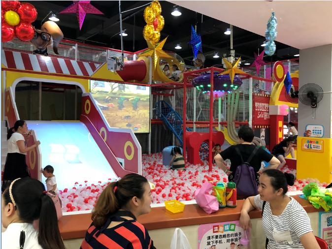 開一家盈利的兒童樂園從分區設計開始