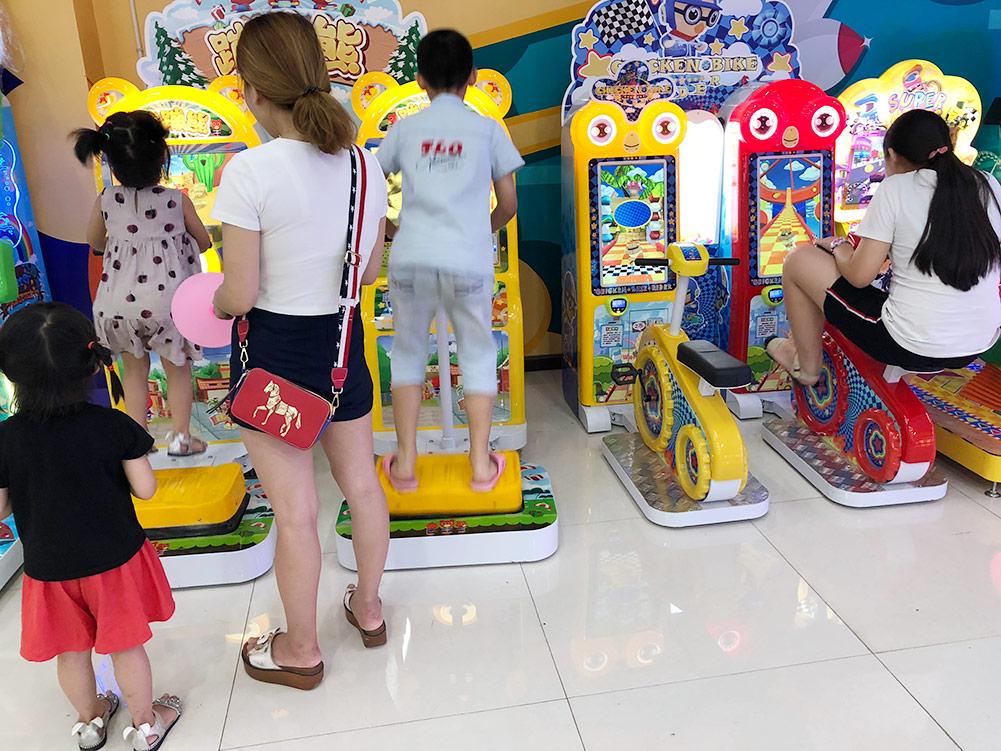 室內兒童樂園如何做到周一到周五都可以繼續盈利