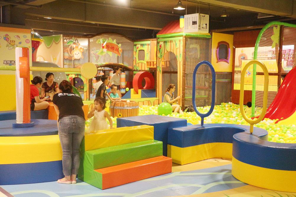 室內兒童樂園利益最大化如何實現