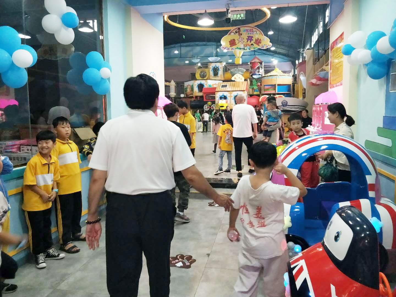 室內兒童樂園有那些吸引顧客進店花費的辦法