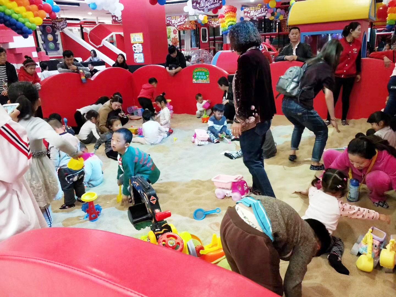 室內兒童樂園如何快速收回成本