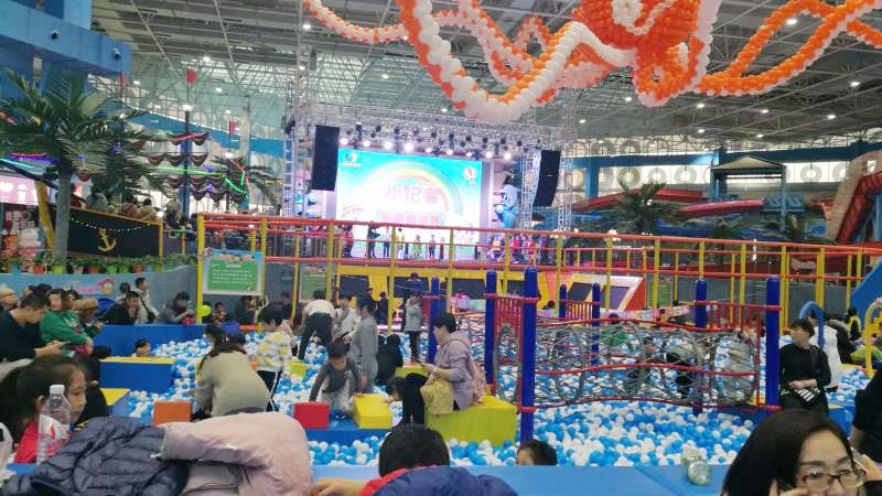 中小型室內兒童樂園前景怎么樣?