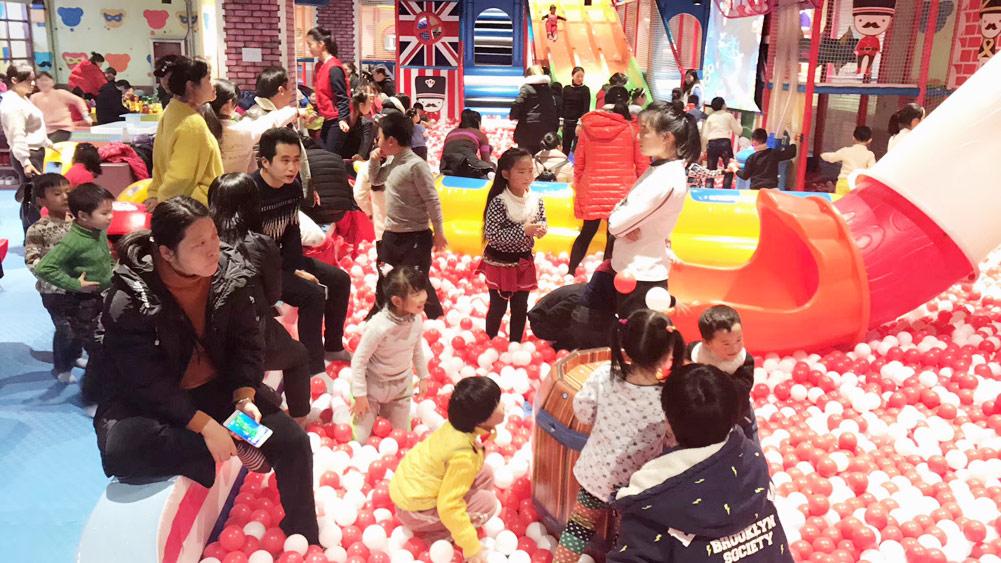 投資室內兒童樂園注意事項