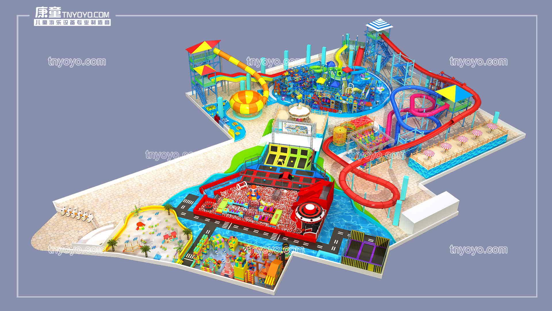 開室內兒童游樂園要有什么前提條件