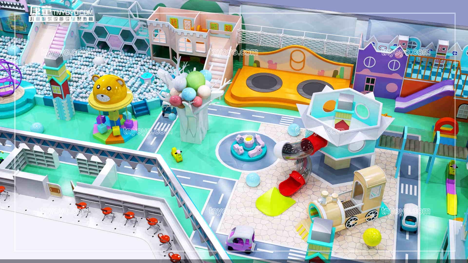 室內兒童樂園加盟哪個品牌好?