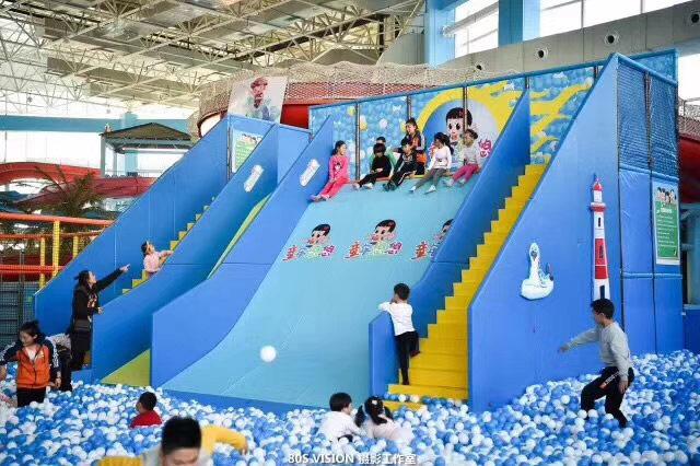 開一家300平方的淘氣堡兒童樂園需要投資多少錢?