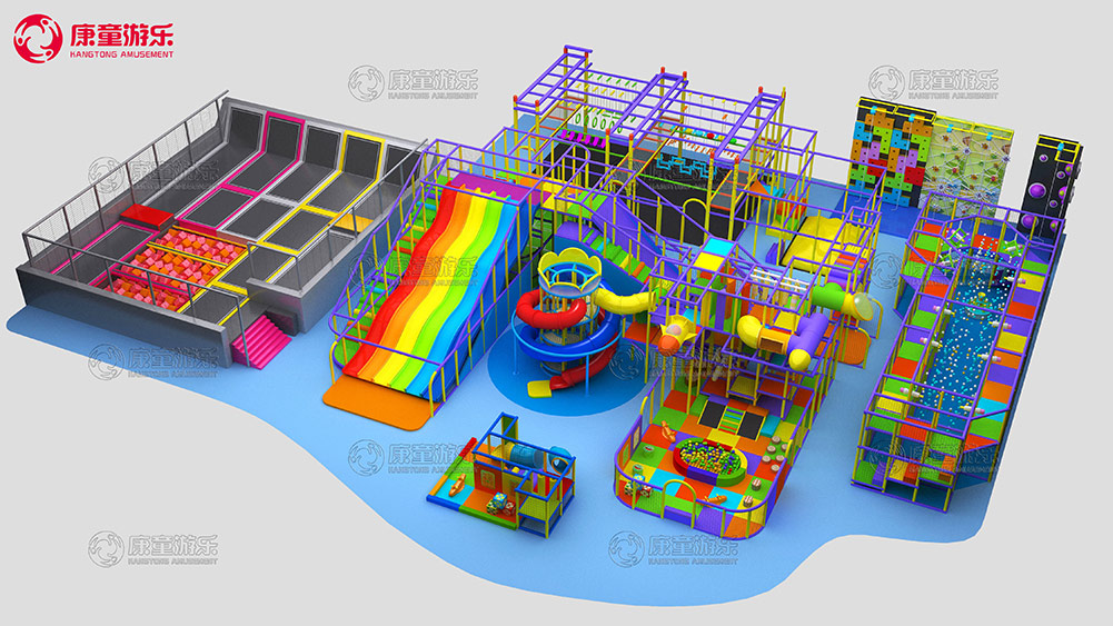 室內兒童樂園投資的前期調查事項
