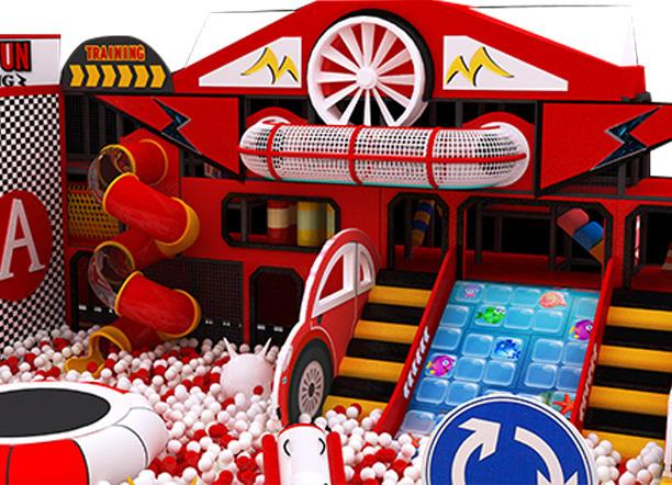 开一家儿童乐园淘气堡的平常运作治理工作有哪些?