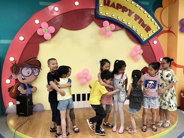 兒童主題樂園招商加盟案例湖南望城童年嘉年華