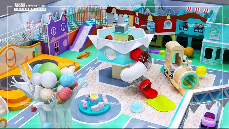 廣州康童主題兒童樂園