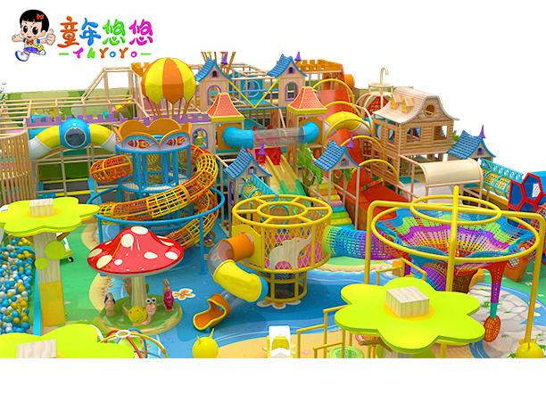 兒童樂園的的發展趨勢: 只有讓孩子和家長都認同的樂園才是長久的
