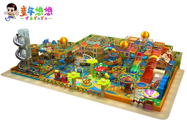 廣州康童游樂主題樂園