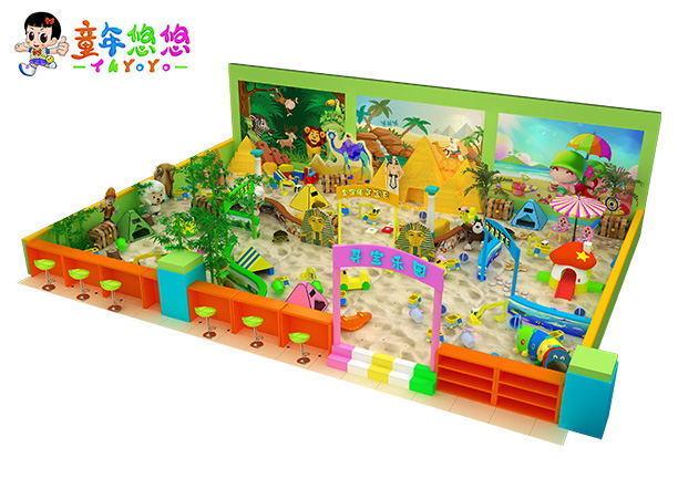 怎么開一家室內兒童樂園?加盟兒童樂園要多少錢?
