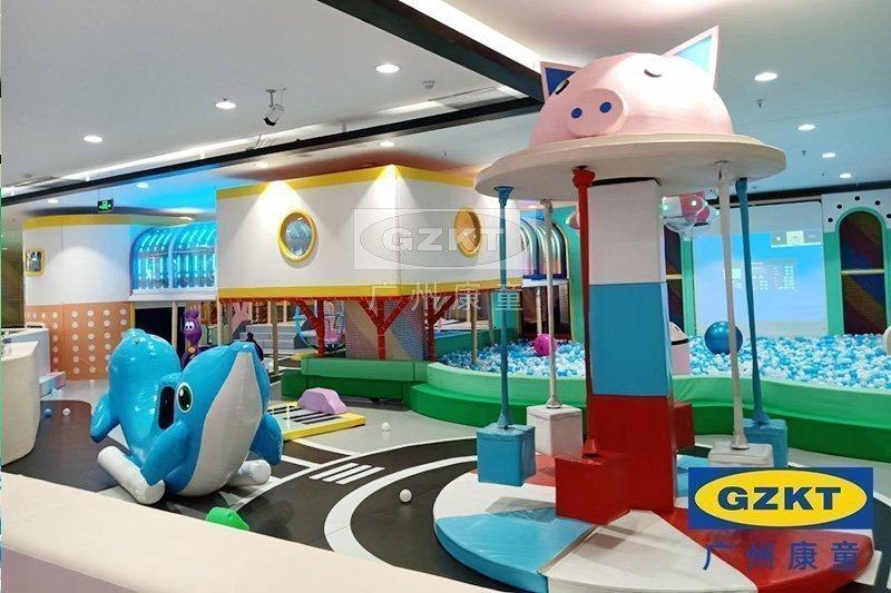 室內兒童樂園的宣傳怎么做
