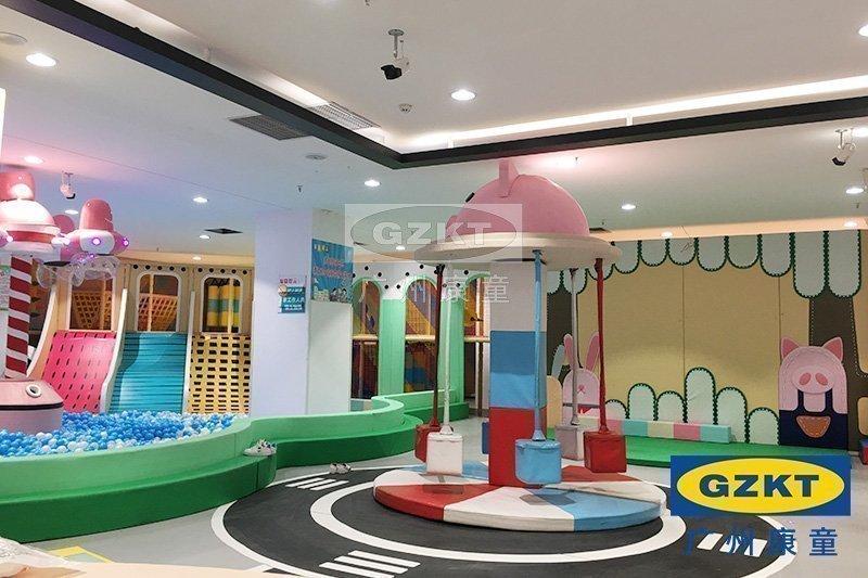室內兒童樂園正確的投資辦法