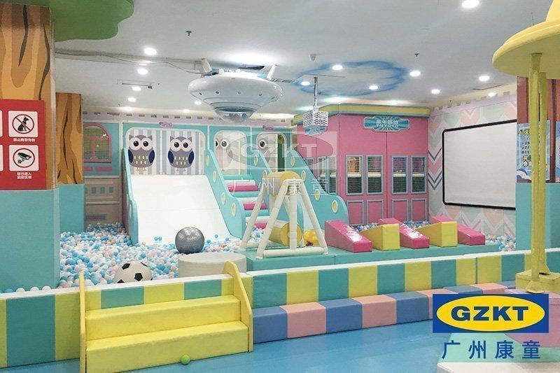 歡樂小鎮室內兒童樂園設