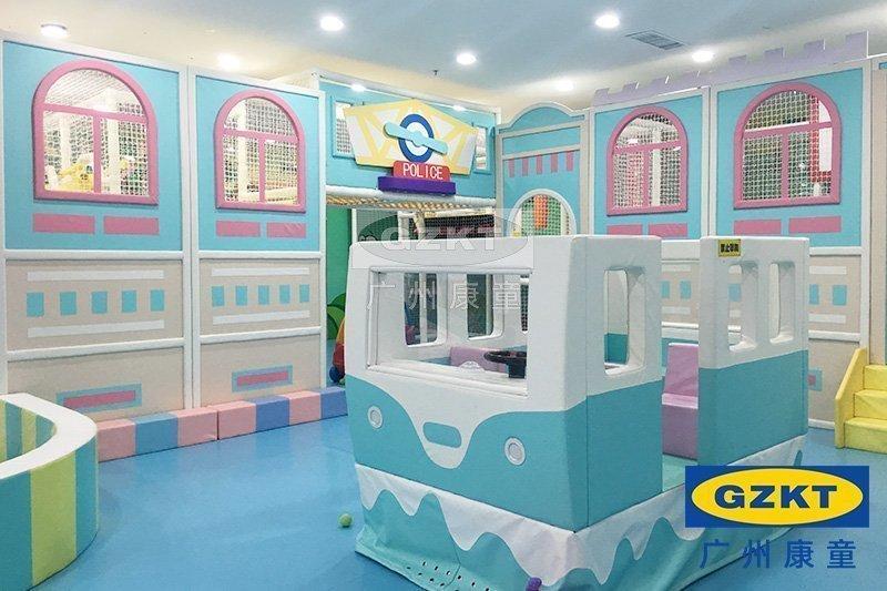 歡樂小鎮室內兒童樂園