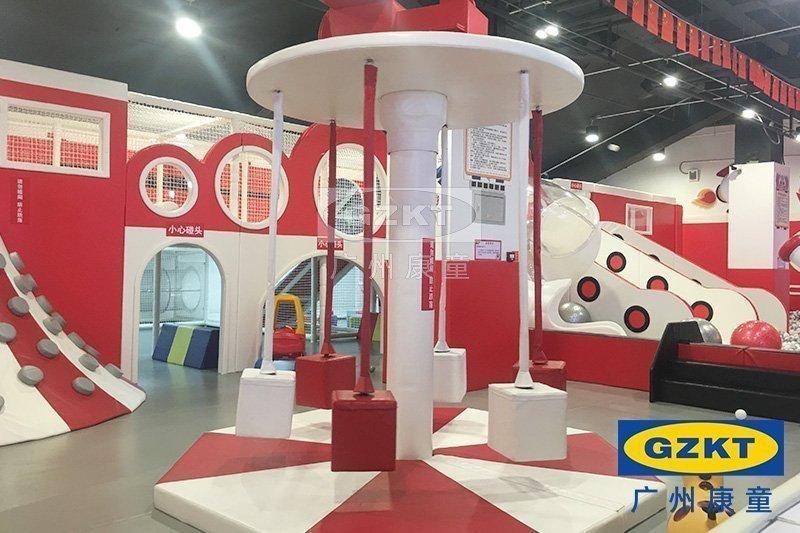 科技主題室內兒童樂園