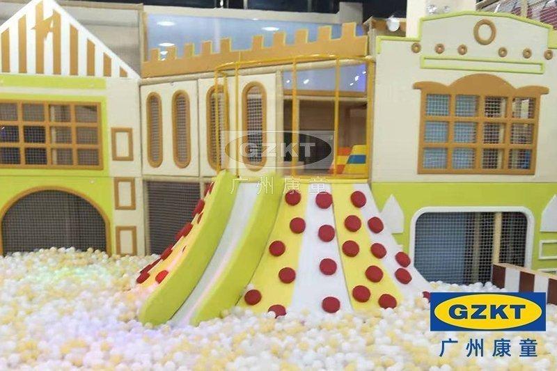 牛牛果綠主題室內兒童樂園