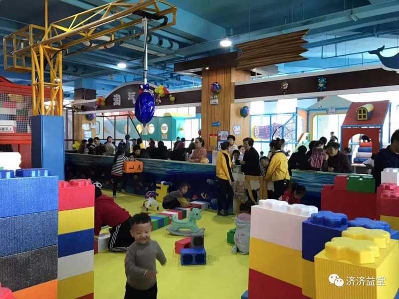 加盟童年悠悠室內兒童樂園