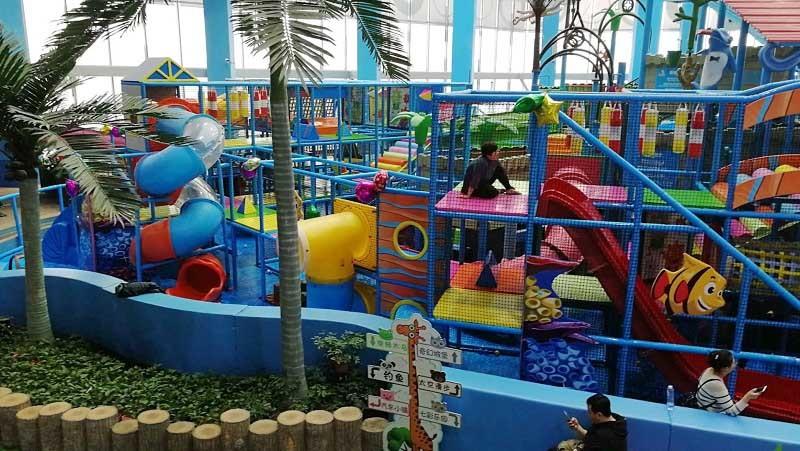 室內兒童樂園利潤分析:成本與收益的比較