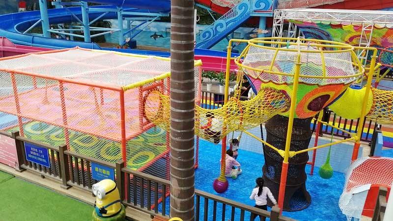 兒童樂園實景圖
