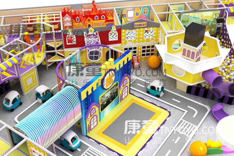 儿童乐园经历?如何建立儿童乐园?