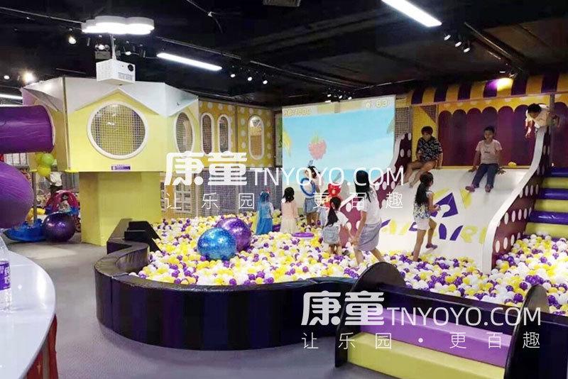 怎樣打造出一家特色兒童樂園加盟店呢?