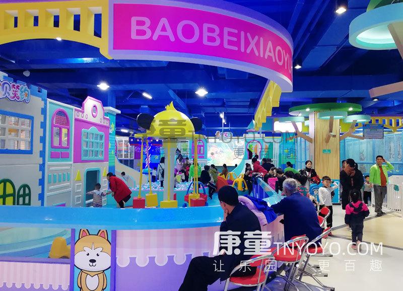 开一个儿童乐园大概需要多少钱?