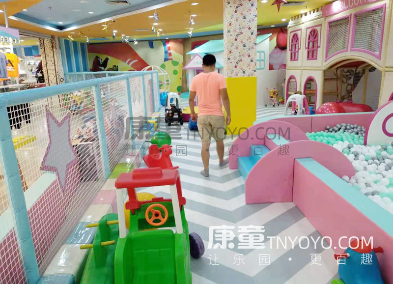 室内儿童乐园投资预算需要多少钱?