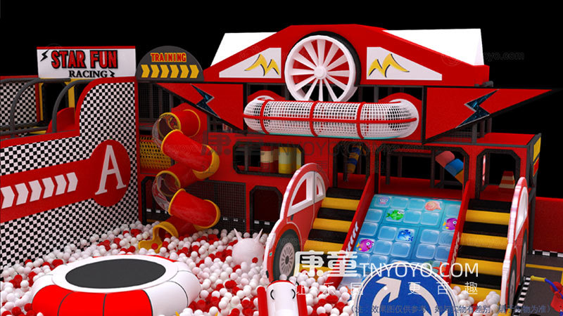 大型儿童游乐设备未来发展新方向