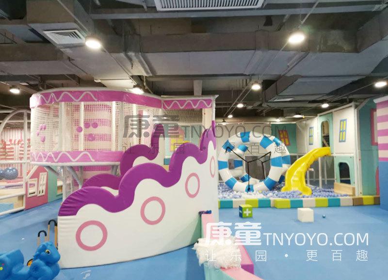 室内儿童乐园投资预算分析,投资100平方室内儿童乐园预算需要多少钱?