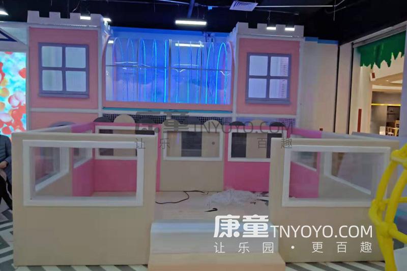 杭州二店主题乐园实景图