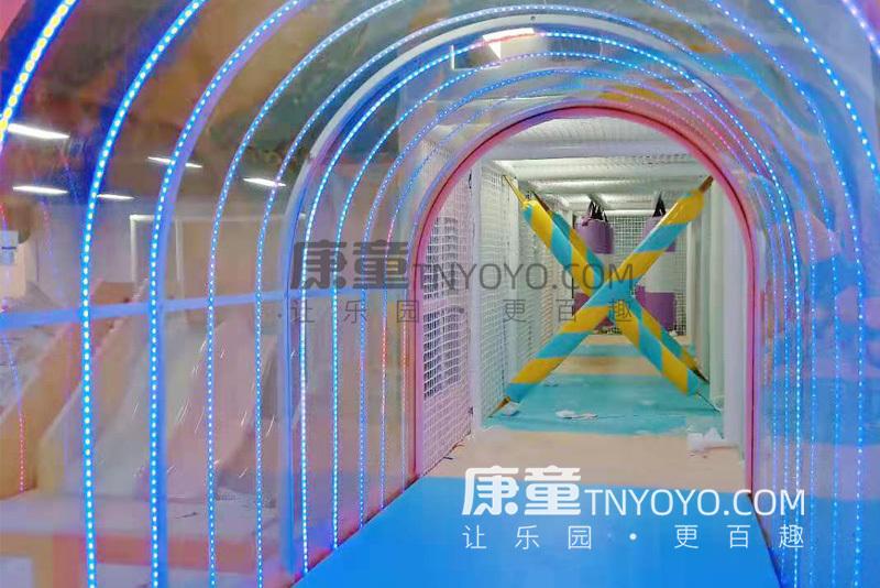 特色游乐项目--彩虹桥