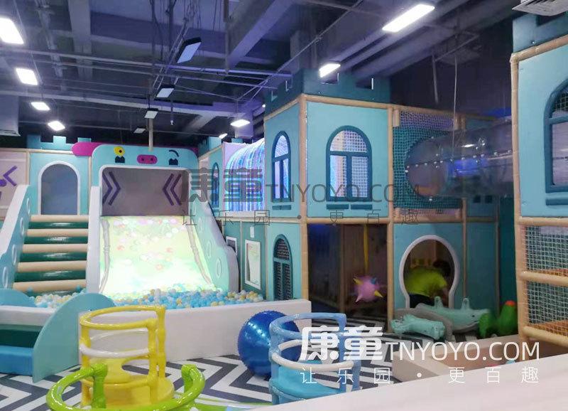 「定制案例」浙江杭州主题儿童乐园项目