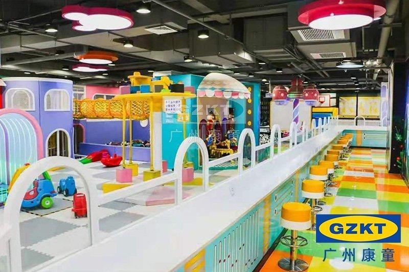 梦幻主题室内儿童乐园