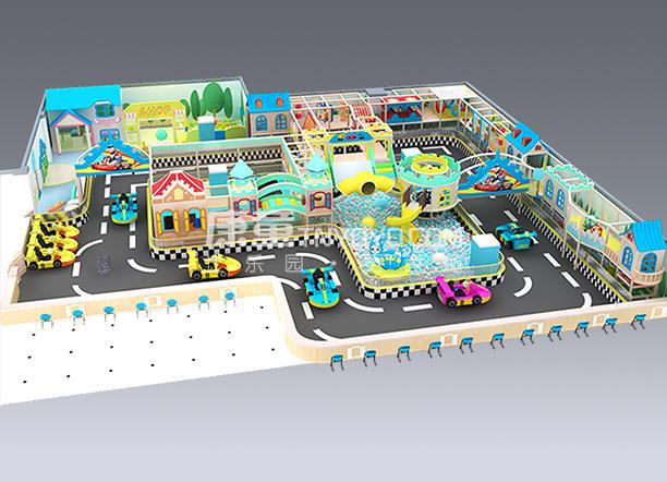 儿童交通城型号KT3002