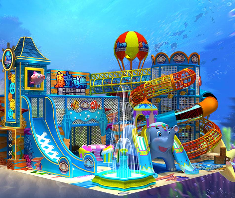 童年悠悠兒童主題樂園品牌理念